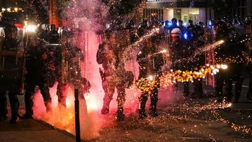 USA: Proteste sorgen für Spannungen zwischen USA und Deutschland