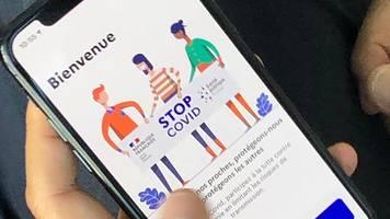 Kein Schnittstellen-Support: Frankreich startet Corona-Warn-App StopCovid