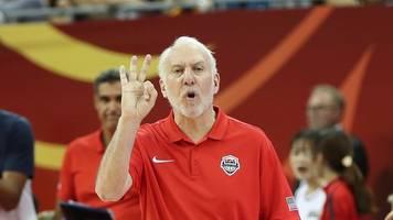 Geistesgestörter Idiot - Proteste in den USA: NBA-Coach Popovich kritisiert Trump