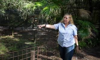 tiger king: carole baskin wird joe exotics einstiger zoo zugesprochen