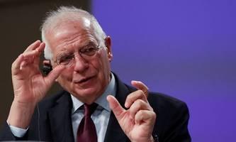 Ton von George Floyd: EU-Außenbeauftragter verurteilt Machtmissbrauch