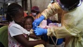 Inmitten der Corona-Pandemie: Kongo meldet neuen Ebola-Ausbruch