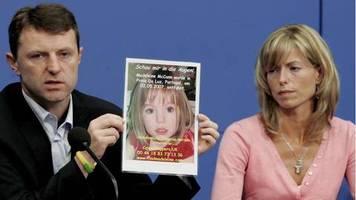News von heute: Mordermittlungen gegen Deutschen im Fall Madeleine McCann