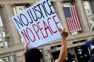 US-Proteste: USA: Warum Donald Trumps Gewaltpolitik ins Leere läuft