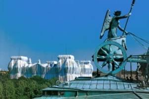 Christo gestorben : Der verhüllte Reichstag war Visitenkarte des neuen Berlin