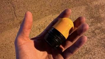 USA: Demonstranten teilen Bilder von Gummigeschossen und Verletzungen