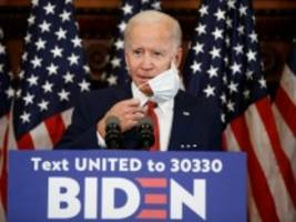 Nachrichten zur US-Wahl: Biden nähert sich den benötigten Delegiertenstimmen