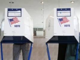 us-vorwahl 2020: alle termine und ergebnisse im Überblick
