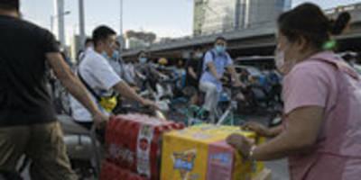 Chinas Wirtschaft nach Corona: Stockende Erholung