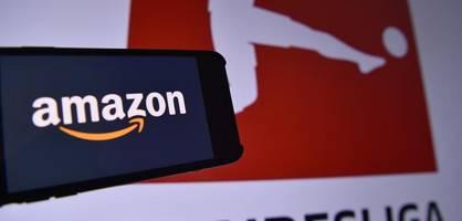 So plant Amazon mit der Fußball-Bundesliga