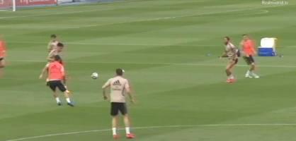 What a Touch! Sergio Ramos hat nichts verlernt