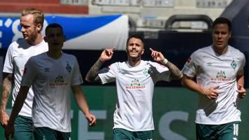 Bundesliga-Nachholspiel: Werders Bittencourt gegen Frankfurt auf der Bank - Vier Neue