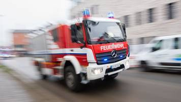 Kellerbrand in Mehrfamilienhaus: 10 000 Euro Schaden