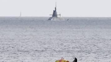 Nato-Manöver Baltops: Tausende Soldaten proben auf der Ostsee den Ernstfall