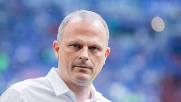 Sportchef FC Schalke 04 - Schneider: Aufhören,  das Opfer der Bundesliga zu sein