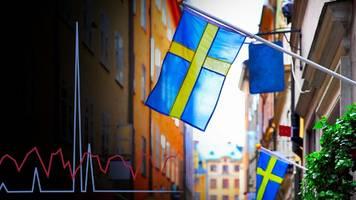 Coronavirus in Schweden: Animation zeigt erschreckenden Wert
