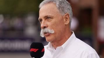 Formel-1-Chef - Carey: Keine Rennabsage bei Corona-Infektion eines Fahrers