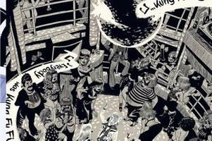 Comic: Im Schatten der endlosen Schwabinger Party