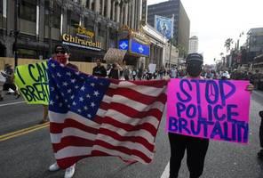 Unruhen in den USA: George W. Bush vs. Donald Trump: Die nächste Watschen vom nächsten Ex-Präsidenten