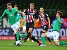Bundesliga: Rückschlag für Werder