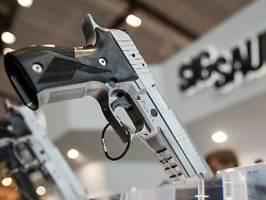 Waffenhersteller ist pleite: Corona bedeutet für Sig Sauer das Ende