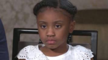 emotionales tv-interview: george floyds 6-jährige tochter: er liebte mich sehr
