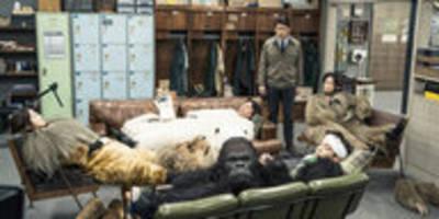 """komödie """"rettet den zoo"""" im kino: der colabär hat durst"""