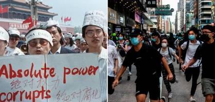 droht hongkong das nächste tiananmen zu werden?