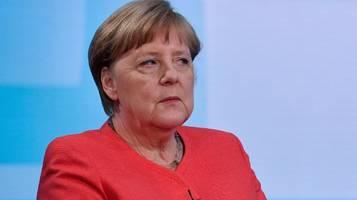 Eventuelle Kanzlerkandidatur nach Corona-Krise? Merkel spricht Klartext
