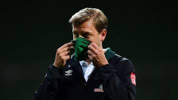 Kein Knockout: Werder spricht sich Mut zu,  Eintracht wohl gerettet