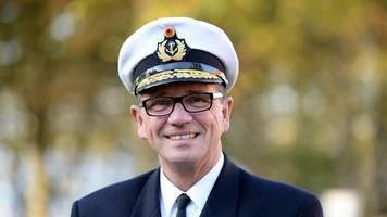 marine-inspekteur: weitere strenge anti-corona-maßnahmen