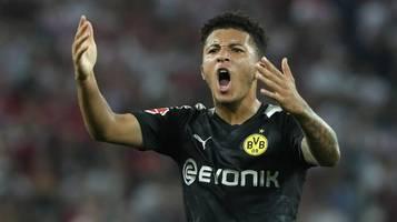 BVB: Jadon Sancho hat Narrenfreiheit — und Dortmund steckt in der Klemme