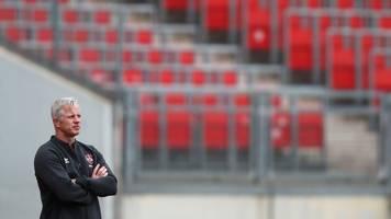 Nürnbergs Coach Keller fordert: Müssen Tore erzwingen