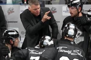 Entscheidung in Trainerfrage bei Nürnberg Ice Tigers naht
