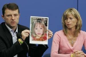 Fall Maddie McCann: Nichts ist sicher
