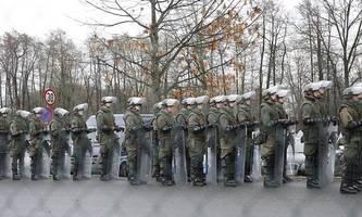 Wann Soldaten in Österreich über Demos wachen dürften [premium]