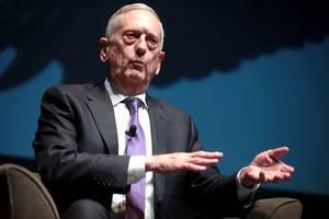 «Ohne reife Führung»: Ex-US-Verteidigungsminister Mattis kritisiert Trump heftig