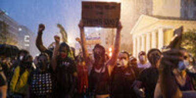 nach hartem einsatz gegen demonstranten: us-bürgerrechtler verklagen trump