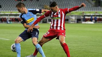 Rückschlag für Gladbach: Freiburg erkämpft sich 1:0-Sieg