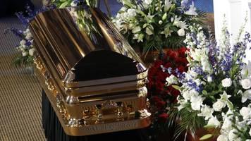 tod nach polizeieinsatz - emotionale floyd-trauerfeier: alle wollen gerechtigkeit