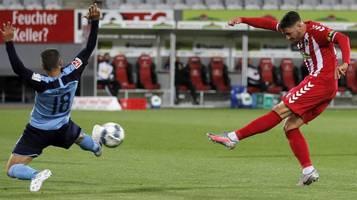 Bundesliga: SC Freiburg schockt Gladbach – Rot für Manager Max Eberl