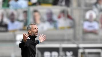 gladbach-coach rose: geht jetzt darum,  zu punkten
