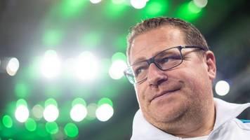 rote karte für gladbachs sportdirektor eberl
