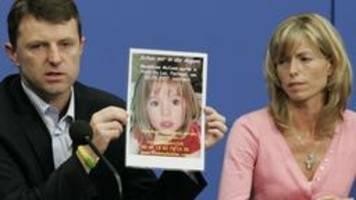 Verdächtiger im Fall Maddie: Lange kriminelle Karriere