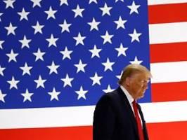 Trump im Wahljahr: Lieber Krieg als Niederlage