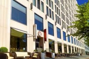 "Morgenpost Hotelaktion: ""Berlin Marriott Hotel"": Bauhaus trifft modernste Technik"