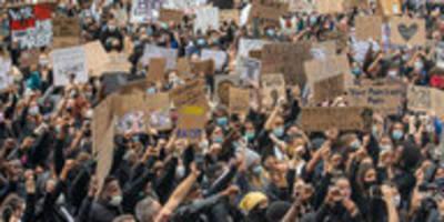 Deutschlandweit Demos nach Mord an George Floyd: Hier kommt die Antira