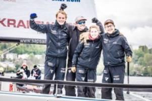 Segeln: Erste deutsche E-Sailing-Meisterschaft geht nach Hamburg