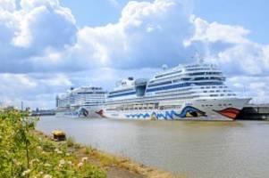 Corona-Pandemie: Kreuzfahrtkapitän Boris Becker ist in Hamburg gestrandet