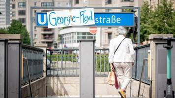 Tod von George Floyd: Bundesweit Demos gegen Rassismus in Deutschland